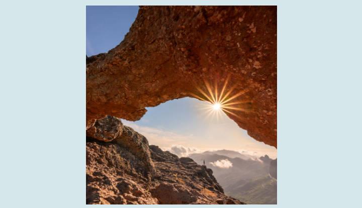 Ventana del Roque Nublo