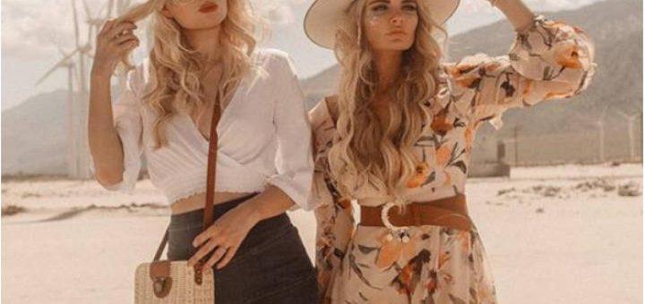 Cómo llevar el estilo boho en tus looks de verano