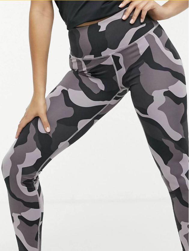 Leggings de camuflaje Under Armour