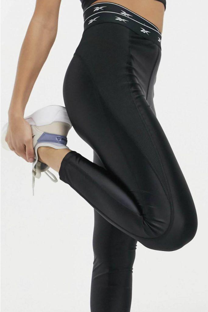 Leggings negros de Reebok