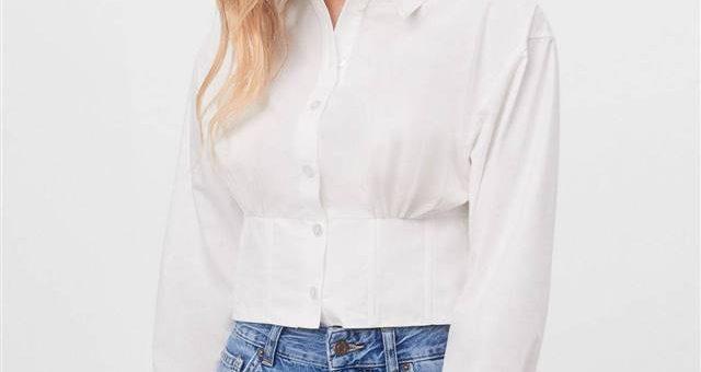 Camisas ideales que elevan cualquier look: oversize, estampadas, ajustadas…