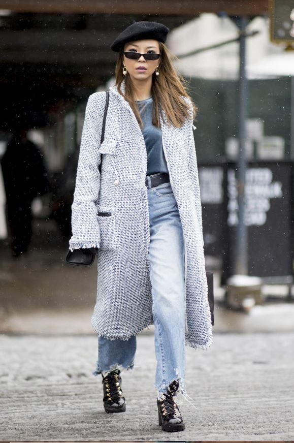 Cómo vestir bien cuando hace frío: botas de montaña