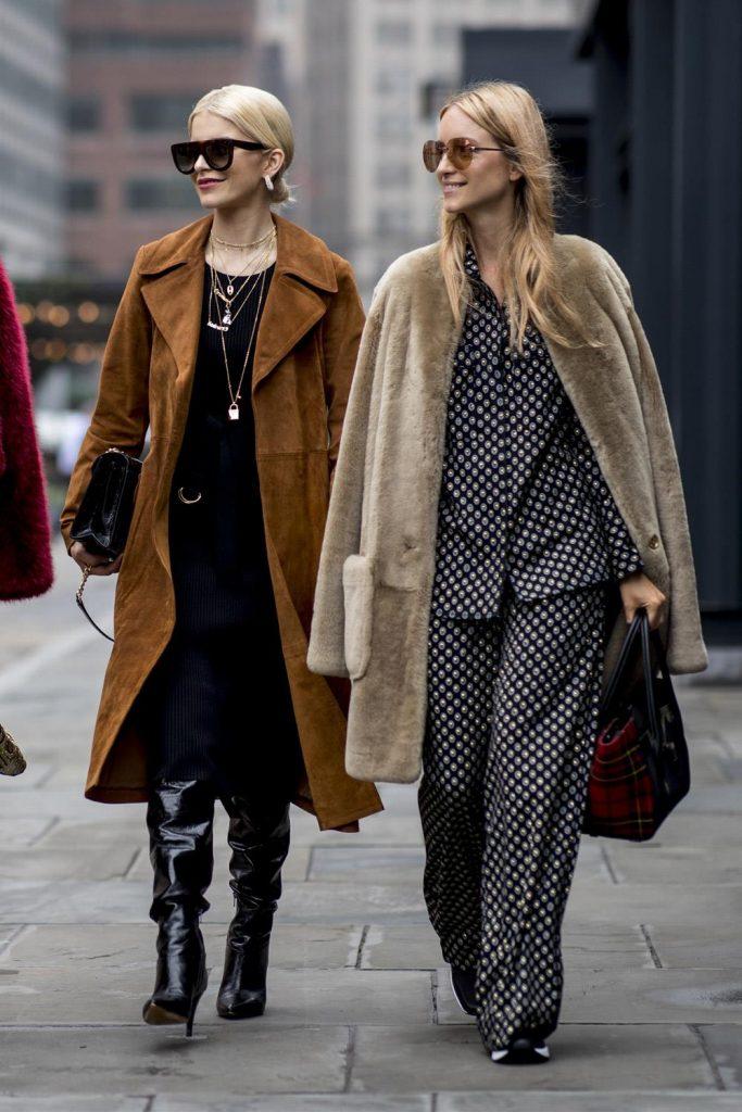 Cómo vestir bien cuando hace frío: viste a capas