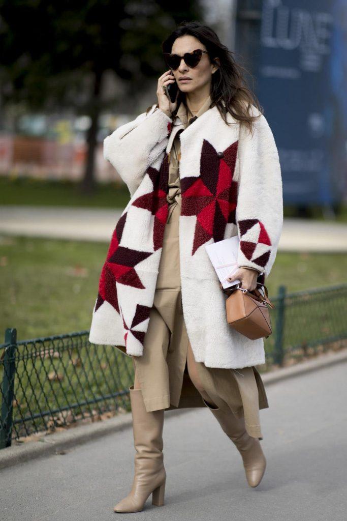 Cómo vestir bien cuando hace frío: todo a la lana