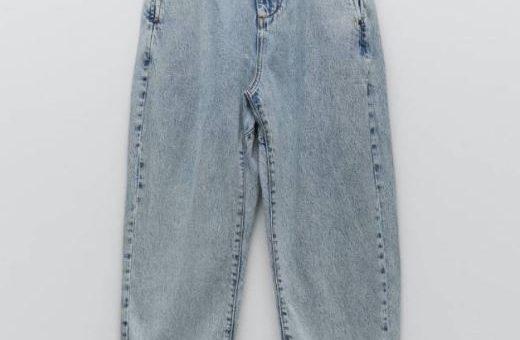 Chiara Ferragni hace virales los jeans baggy de Zara que mejor sientan