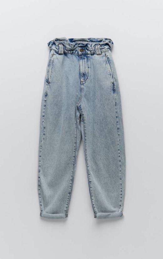 Jeans baggy de Zara