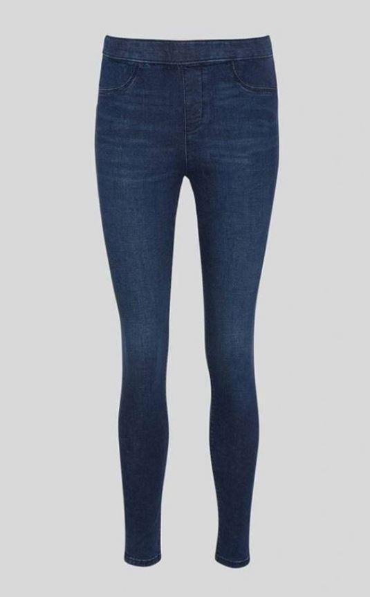 Legging en versión jean