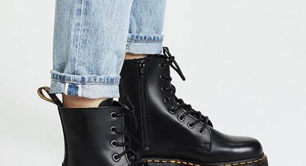 ¿Botas con plataforma estilo Martens? Hemos comparado precios y en Calzados PAYMA está el más bajo
