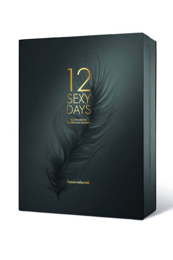 Caja 12 días sexys