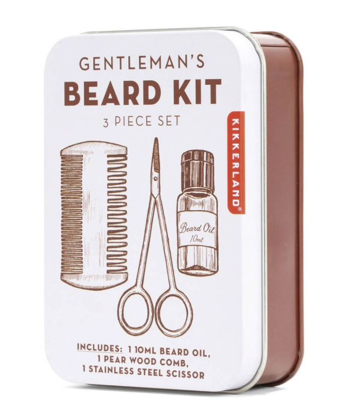 Kit de emergencia para barbas